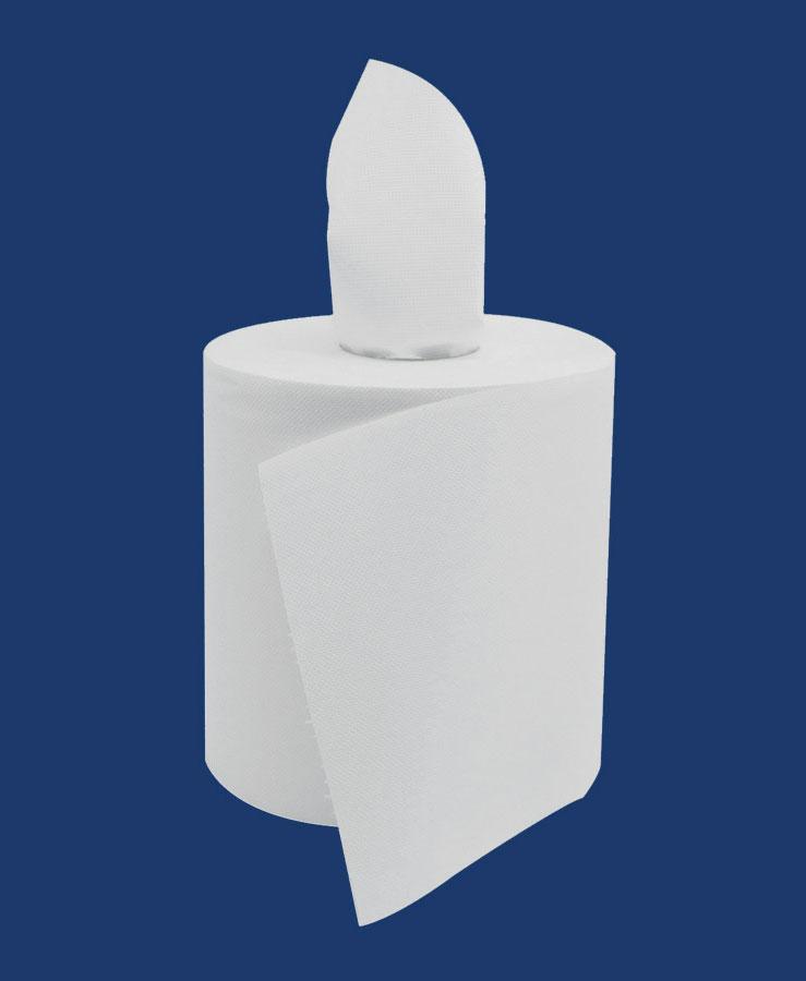 bobine essuie tout gaufr e blanche standard 450f essuyage. Black Bedroom Furniture Sets. Home Design Ideas